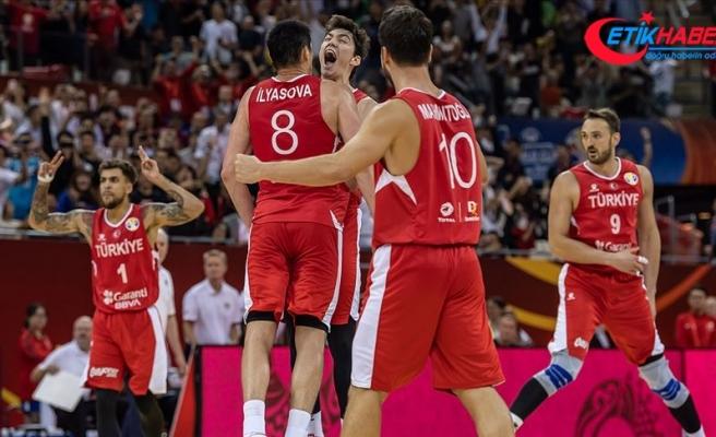 A Milli Erkek Basketbol Takımının olimpiyat elemelerindeki rakipleri belli oldu