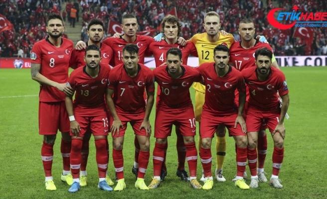 A Milli Futbol Takımı aday kadrosunda değişiklik