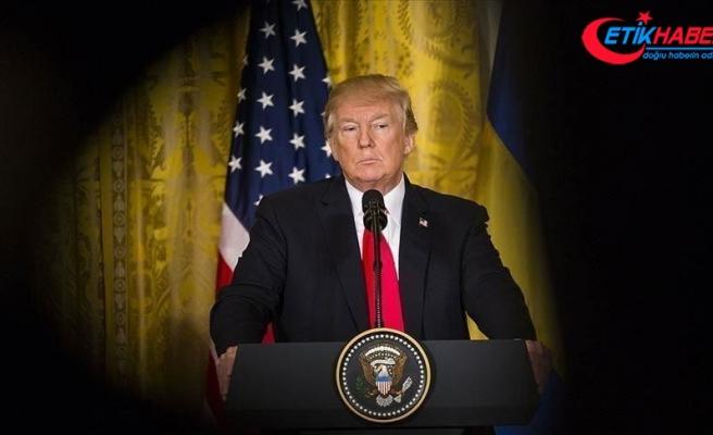 ABD Başkanı Trump: Azil soruşturmasında ifade vermeyi düşüneceğim
