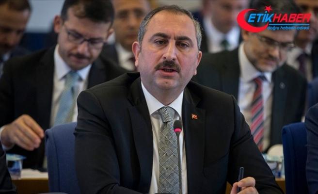 Adalet Bakanı Gül: Kadına şiddeti engelleyecek tedbirleri almakta kararlıyız