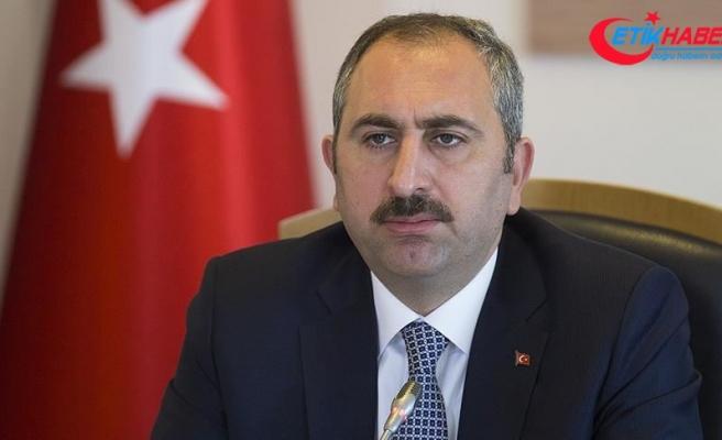 Adalet Bakanı Gül: TBMM'nin HSK'ye üye seçmesinin eleştirilmesini hayretle izliyorum