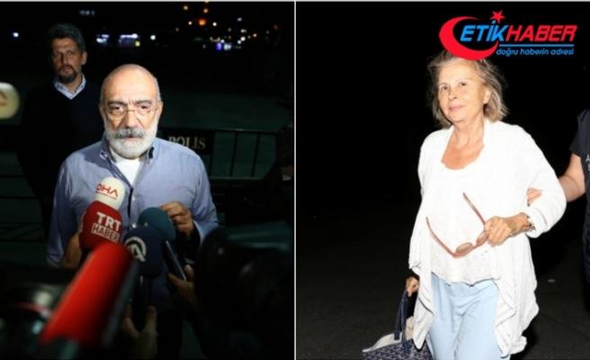 Ahmet Altan ve Nazlı Ilıcak için 10 yıla kadar hapis istemi