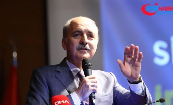 AK Parti Genel Başkanvekili Kurtulmuş: Cumhurbaşkanımız güçlü Türkiye'nin duruşunu ortaya koydu
