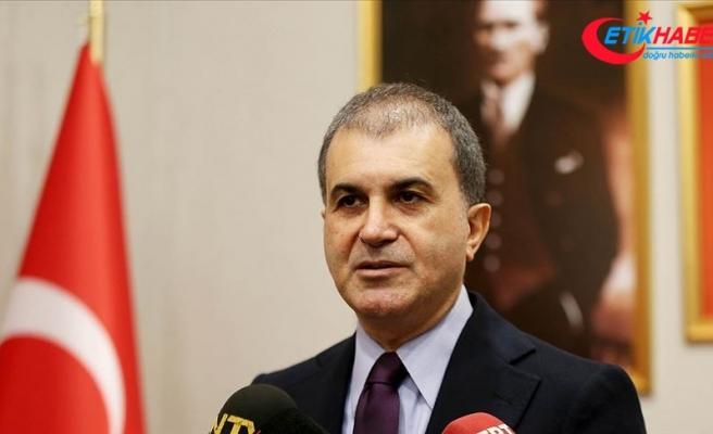 AK Parti Sözcüsü Çelik: CHP'de kirli senaryoyla karşı karşıyayız