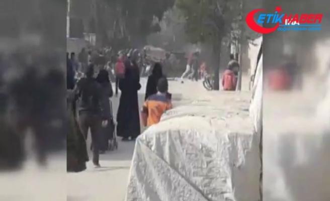 MSB: Terör örgütünün Azez'deki sivillere yönelik saldırısında 2 ölü, 3 yaralı
