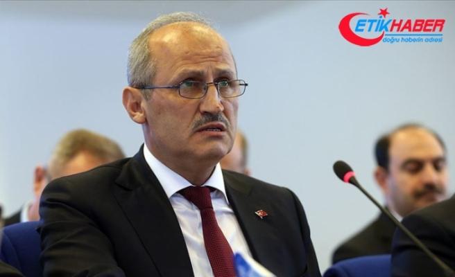 Bakan Turhan: Türkiye'de 505 kilometrelik akıllı ulaşım altyapısı tamamlandı