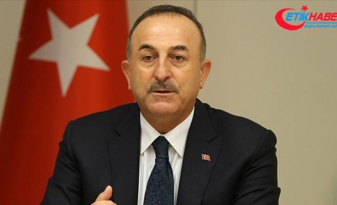 Bakan Çavuşoğlu: Kutuda tutmak için hava savunma sistemi mi alınır