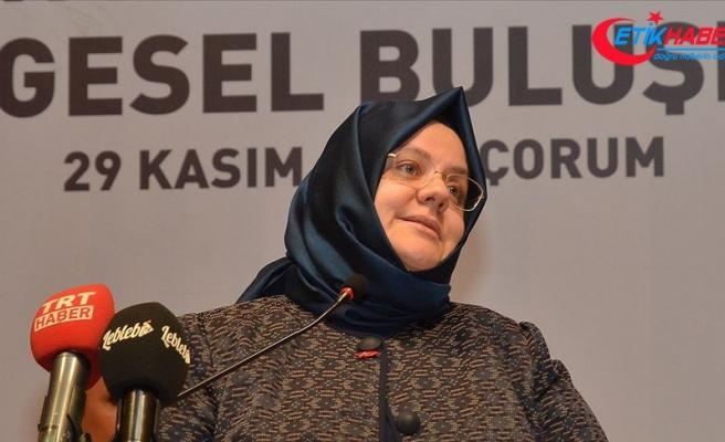 Bakanı Selçuk: Türkiye kooperatif sayısı itibarıyla Avrupa'da üçüncü