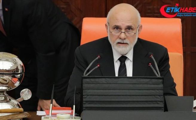 Bilgiç: Soykırım iddialarına ilişkin tarafları komisyon önerimizi desteklemeye davet ediyoruz