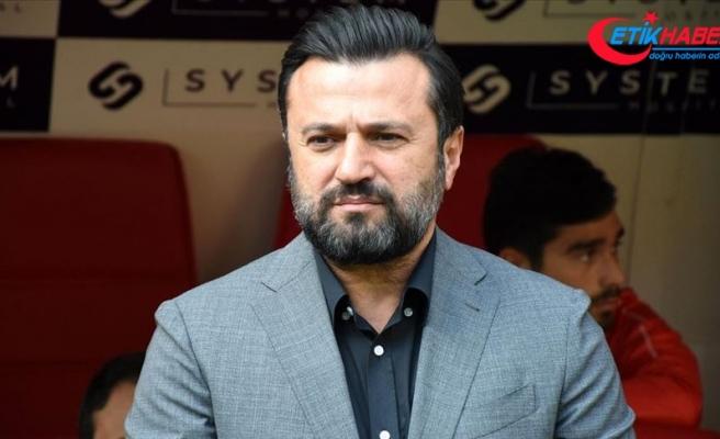 Bülent Uygun: Beşiktaş maçında Kayserispor'a yakışır şekilde mücadele vereceğiz