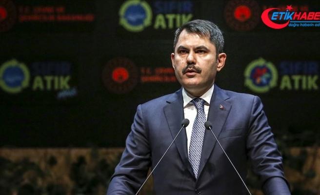 Çevre ve Şehircilik Bakanı Kurum: İstanbul Boğazı'nı imara açma durumu söz konusu değil