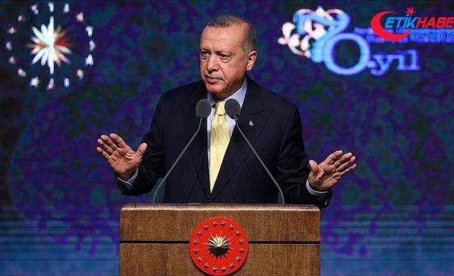 Cumhurbaşkanı Erdoğan: DEAŞ elebaşı Bağdadi'nin eşi yakalandı