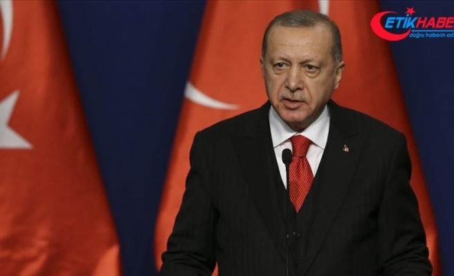 Cumhurbaşkanı Erdoğan: Suriye'nin birliğine, beraberliğine ve bütünlüğüne taraftarız