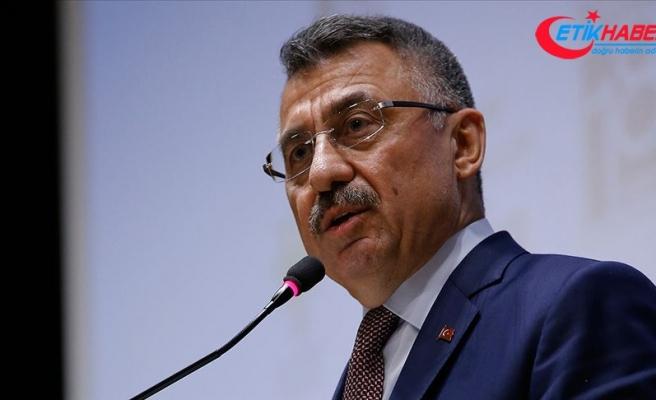 Cumhurbaşkanı Yardımcısı Oktay: Kazakistan'la ticaret hacmini 10 milyar dolara çıkarmakta karalıyız