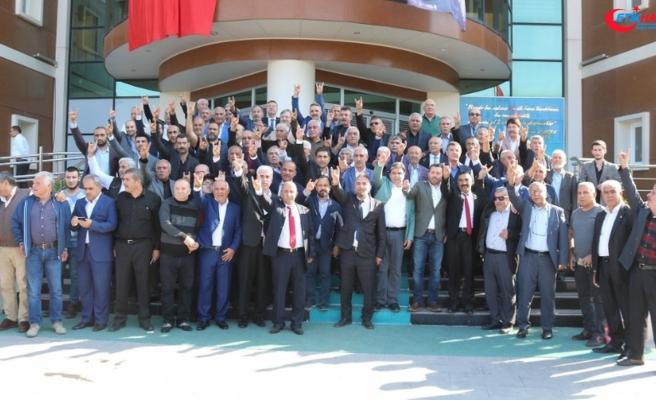 'Devlet Bahçeli Türk Milletinin medarıiftiharıdır'