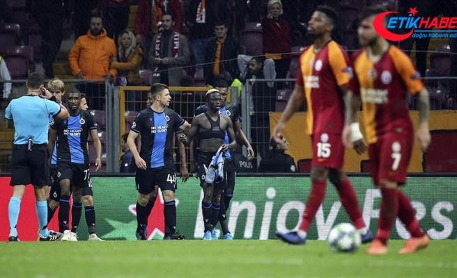 Galatasaray, UEFA Şampiyonlar Ligi'nde sezonu Paris'te kapatıyor