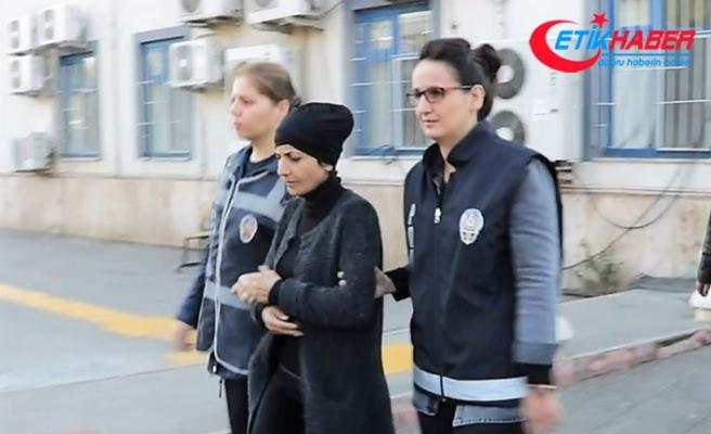 """Hırsızlık zanlısı kadın: """"Çek bu video Maraş'ı sallar düdük"""""""