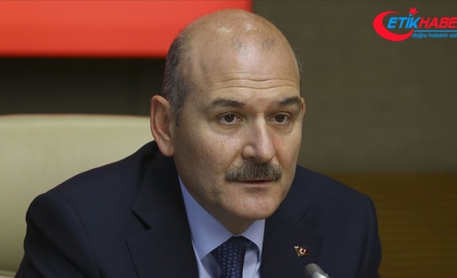 İçişleri Bakanı Soylu: DEAŞ'lıları pazartesiden itibaren iadeye başlıyoruz