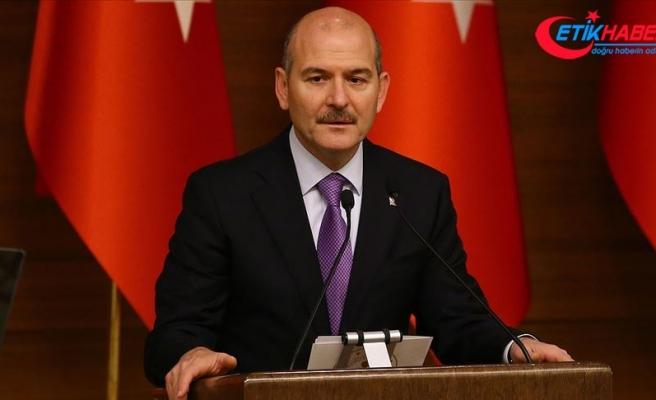 İçişleri Bakanı Soylu: Türkiye'de 2018 ve 2019'da tamamlanan afet konutu sayısı 2 bin 640