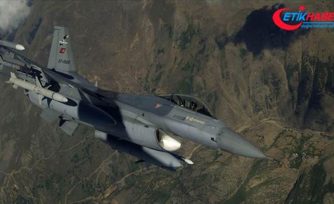 Irak'ın kuzeyinde 6 PKK'lı terörist etkisiz hale getirildi