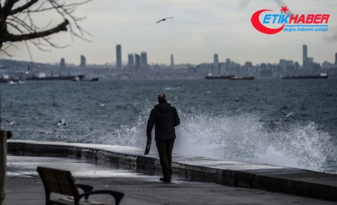 İstanbul için 'Sarı' uyarı