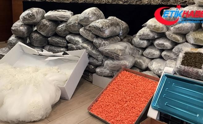 İstanbul'da 25 milyonluk uyuşturucu operasyonu: 6 kişi tutuklandı
