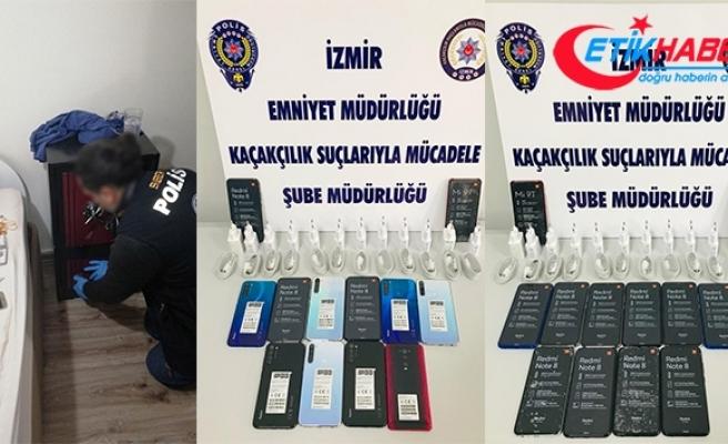 İzmir'de iki ayrı kaçakçılık operasyonu: 4 gözaltı