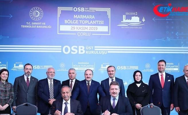 Kardeş OSB uygulaması başladı