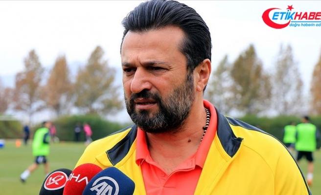 Kayserispor Teknik Direktörü Uygun: Başarı için elimizden geleni yapıyoruz