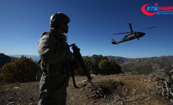 'Kıran-7 Munzur Vadisi Operasyonu' 2 bin 250 personelin katılımıyla başlatıldı