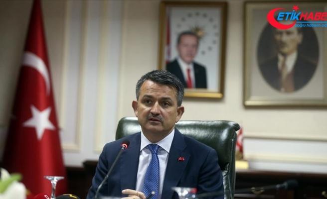 Kırsal kalkınmada 133 proje için 166 milyon lira destek