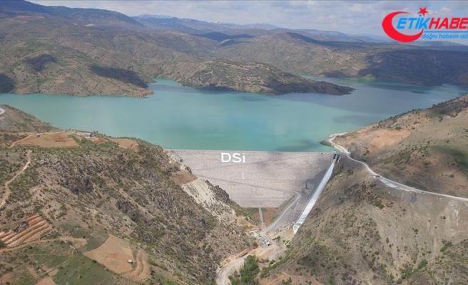 Konya Ovası Projesi'nin ikinci tünelinde 5 bin metreye yaklaşıldı