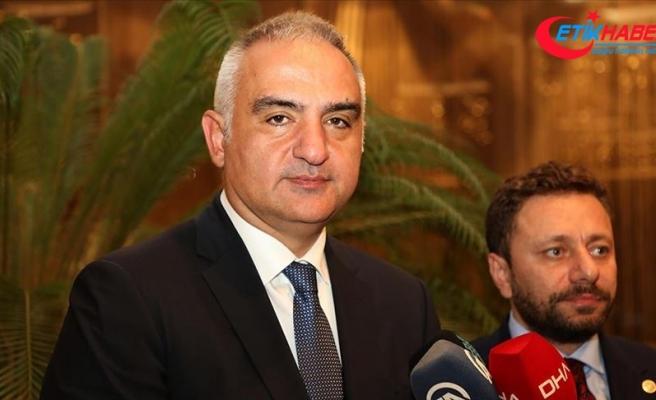 Kültür ve Turizm Bakanı Ersoy: Sinema sektörüne 38 milyon lira destek sağladık