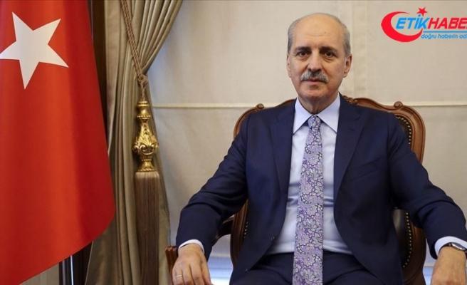 AK Parti Genel Başkanvekili Kurtulmuş, canlı yayında soruları yanıtladı