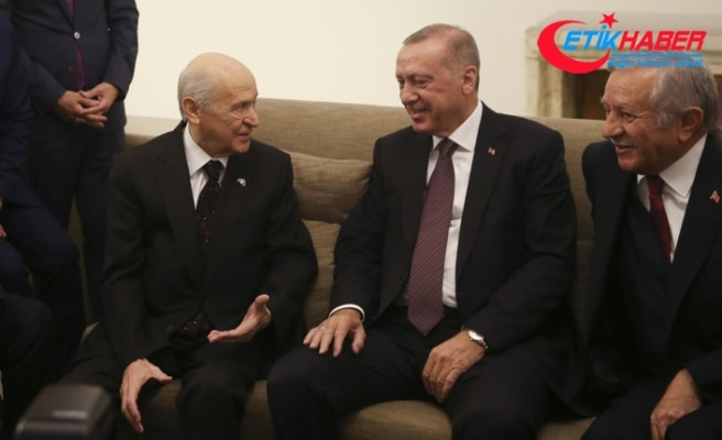 MHP Lideri Bahçeli'den Hükümete EYT desteği
