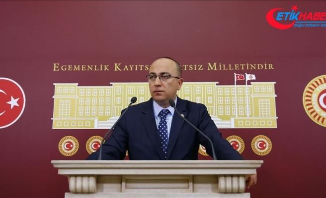 MHP Genel Başkan Yardımcısı Yönter: Milliyetçi Hareket demek ecdat yadigarı topraklar demektir