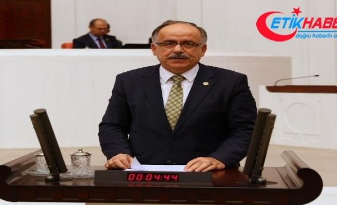 """MHP'li Mustafa Kalaycı: """"Konya'nın ulaşım projeleri biran önce tamamlanmalı"""""""
