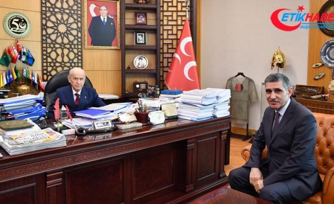 MHP Lideri Bahçeli erken seçim bekleyenlerin hayallerini suya düşürdü: Herkes hesabını 2023'e göre yapsın