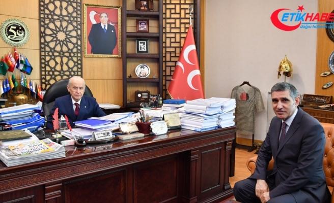MHP Lideri Bahçeli'nin TÜRKGÜN'e özel açıklamaları sürüyor: Oyun büyük
