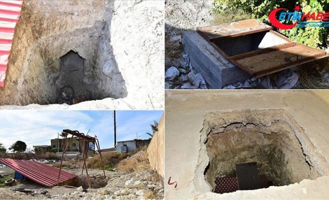 MSB: Rasulayn'da yeni tüneller tespit edildi