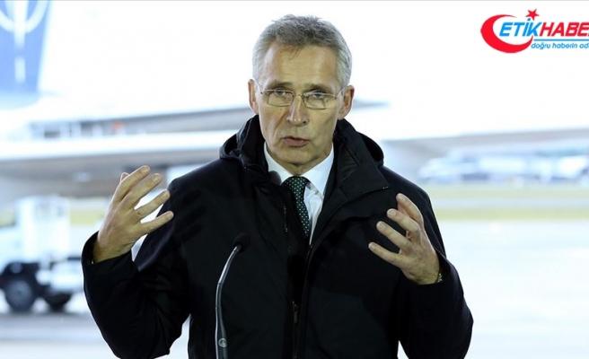 NATO Genel Sekreteri Stoltenberg: AB Avrupa'yı koruyamaz