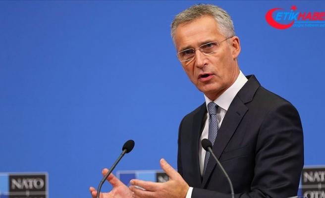 NATO Genel Sekreteri Stoltenberg: Hiçbir NATO ülkesi Türkiye kadar terör saldırısı yaşamadı