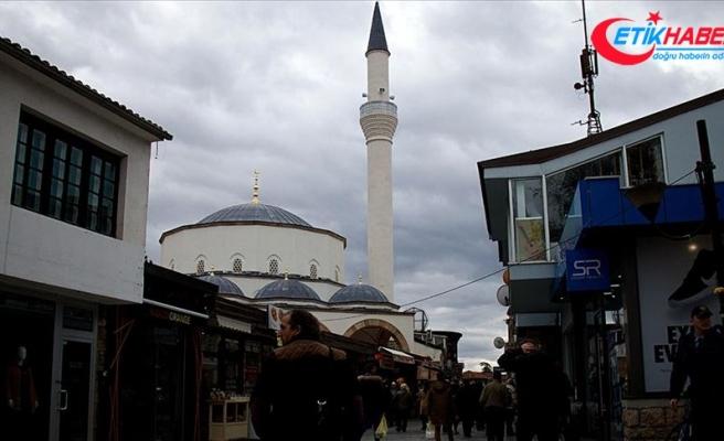 Ohri Ali Paşa Camisi'nden 107 yıl sonra ezan okundu