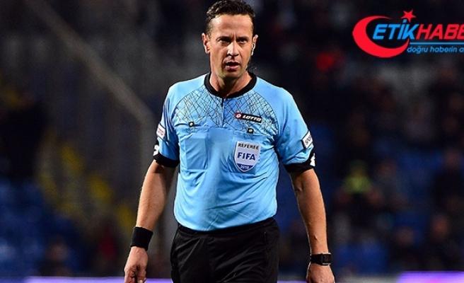 Rumlar itiraz etti, UEFA Halis Özkahya ve ekibini geri çekti!