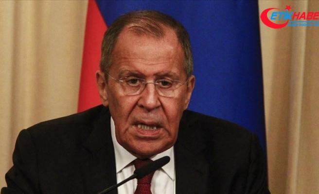 Rusya ABD'yi hırsızlıkla suçladı