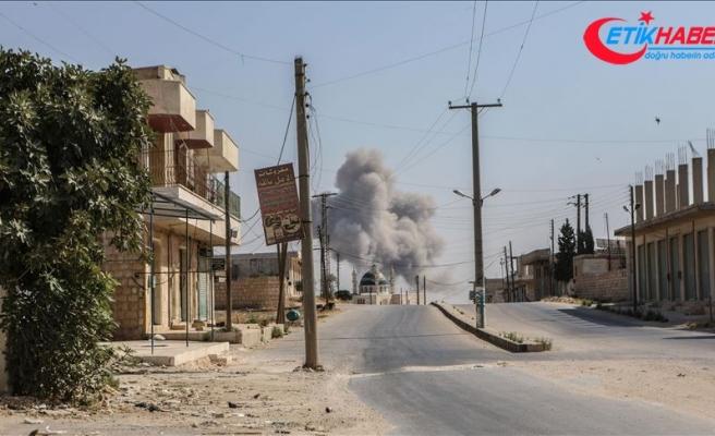 Rusya'nın İdlib'deki hava saldırılarında bir aileden 4 sivil öldü