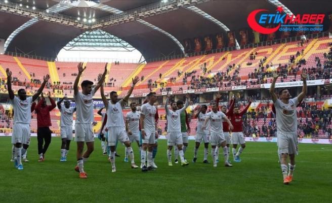 Süper Lig'de 12. haftayı Sivasspor lider kapattı