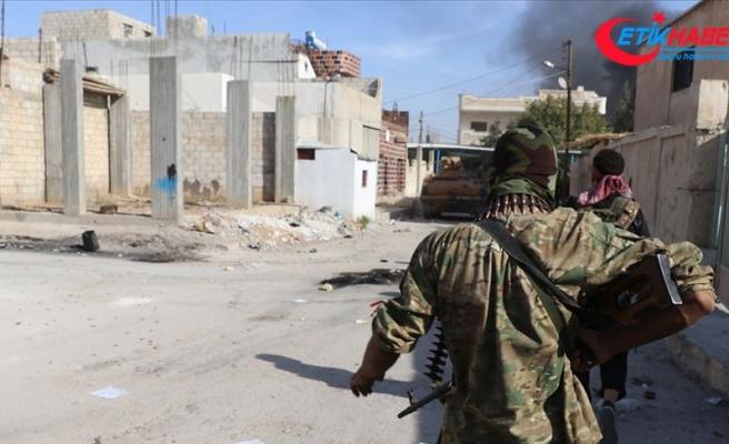 Suriye Milli Ordusu terörle mücadelede 144 şehit verdi