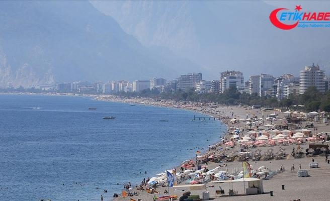 Turizm gelirinde 2020'de yüzde 12'lik artış beklentisi