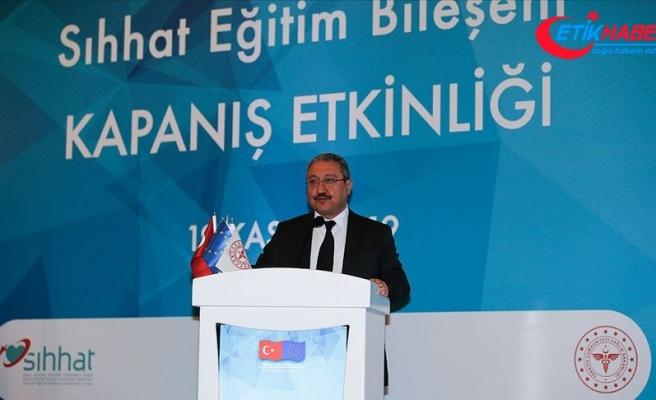 Türkiye'de geçici koruma altındakilere 5,8 milyon doz aşı uygulandı